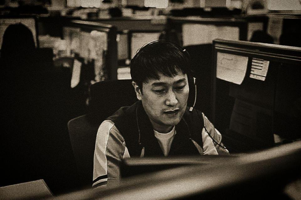 임석환 서울본부 희망연대노조 다산콜센터지부 부지부장